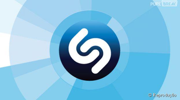 Shazam escuta e descobre a música que você está ouvindo