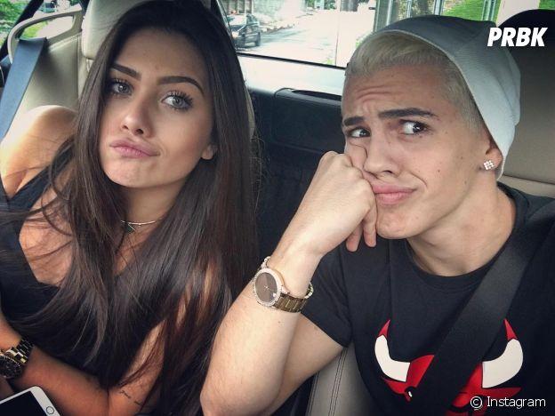 Biel e Flavia Pavanelli namoraram por menos de um mês!