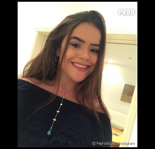 Maisa Silva muda o user no Instagram e comemora com foto em local paradisíaco!
