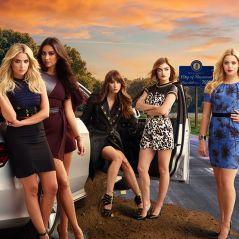 "Final ""Pretty Little Liars"": Spencer, Hanna, Aria, Emily e Alison recebem presente misterioso de AD!"