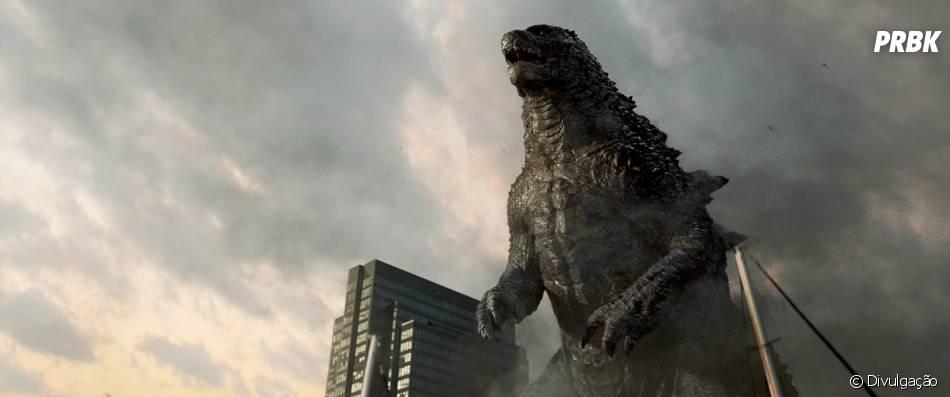 """Com orçamento de US$ 160 milhões, """"Godzilla"""" é a grande superprodução da Warner no semestre"""