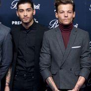 """Louis Tomlinson, do One Direction, fala da amizade com Zayn Malik: """"Estamos felizes um pelo outro"""""""