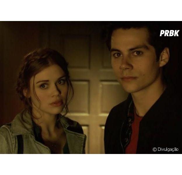 """Em """"Teen Wolf"""": Stiles (Dylan O'Brien) e Lydia (Holland Roden) juntos? Produtor fala sobre futuro!"""