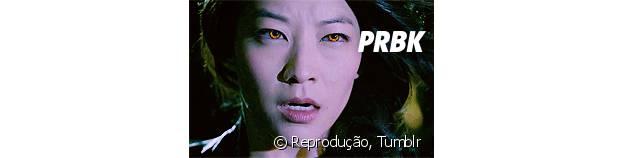 """Kira Yukimura (Arden Cho) deve conquistar o coração de Scott (Tyler Posey) na quarta temporada de """"Teen Wolf"""""""