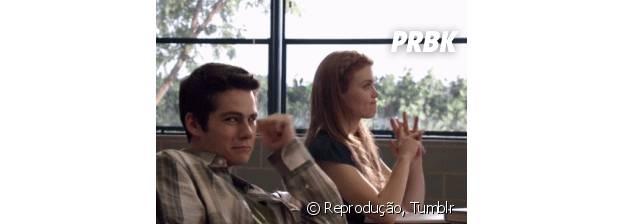 """Lydia (Holland Roden) vai precisar lutar por Stiles (Dylan O'Brian) na quarta temporada de """"Teen Wolf""""?"""