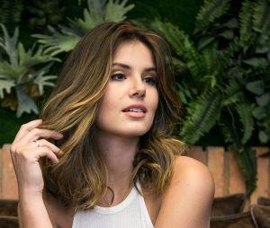 Veja o novo corte de cabelo de Camila Queiroz