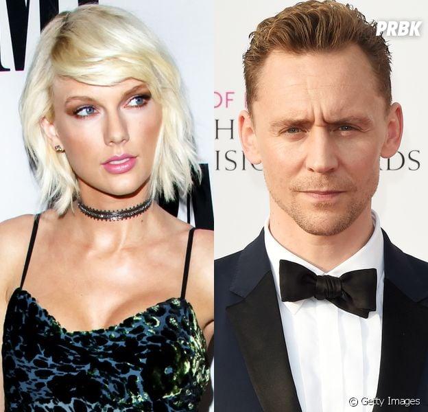 Tom Hiddleston elogia Taylor Swift em entrevista!