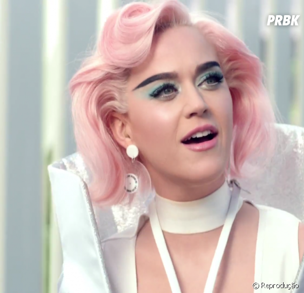 "Katy Perry lança clipe de ""Chained To The Rhythm""!"