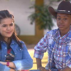 """De """"Carinha de Anjo"""": Juju (Maisa Silva) namorando Zeca? Casal finalmente se beija na trama!"""