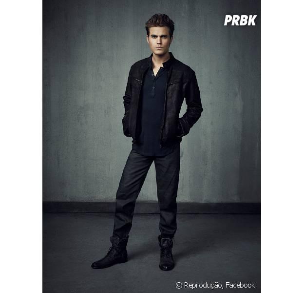 """Stefan Salvatore (Paul Wesley) de """"The Vampire Diaries"""", poderia salvar Hazel (Shailene Woodley) em """"A Culpa é Das Estrelas""""!"""