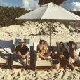 Bruna Marquezine arrasa nas fotos em viagem para o Caribe com Tatá Werneck, Paulo Gustavo e o marido, Thales Bretas!