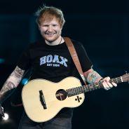 """Ed Sheeran lança """"Divide"""", seu 3º álbum, e recebe elogios nas redes sociais! Confira"""