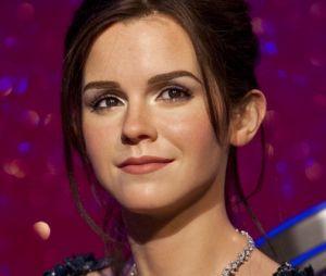 Uma boneca de cera mesmo, essa Emma Watson!