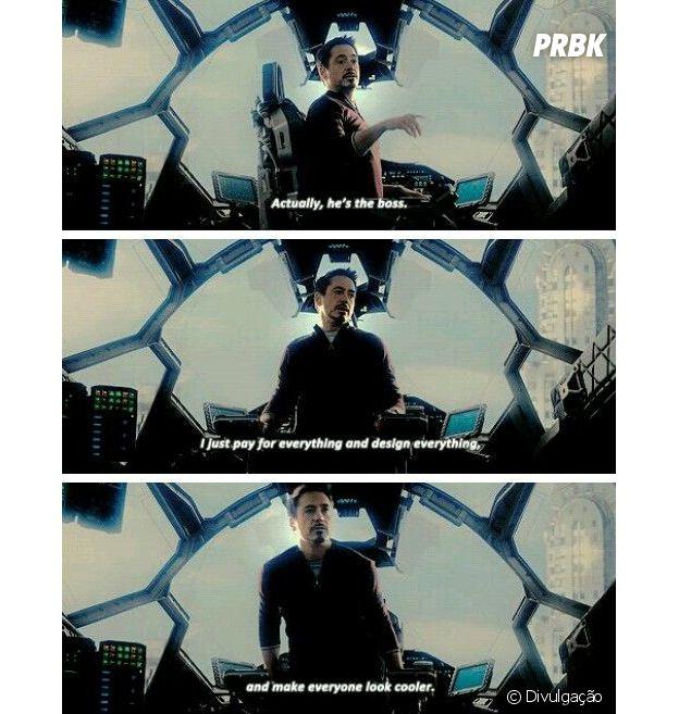 """Homem de Ferro não é o chefe em """"Os Vingadores: A Era de Ultron"""""""