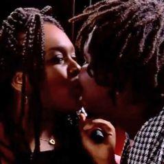 "Do ""BBB17"": Roberta é surpreendida por Ronan, do ""BBB16"", e os dois se beijam!"