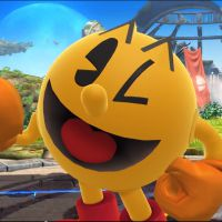 "O personagem Pac-Man participa do novo game da Nintendo ""Super Smash Bros"""