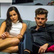 """No """"BBB17"""", Emilly rompe com Marcos e Ilmar? Sister está cansada das brincadeiras: """"No limite"""""""