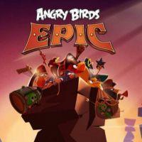 """Lançamento oficial do RPG de """"Angry Birds Epic"""": passarinhos magos e guerreiros"""