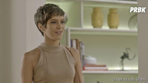 """Em """"A Lei do Amor"""", Letícia (Isabella Santoni) ficará curada do câncer, segundo notícias"""