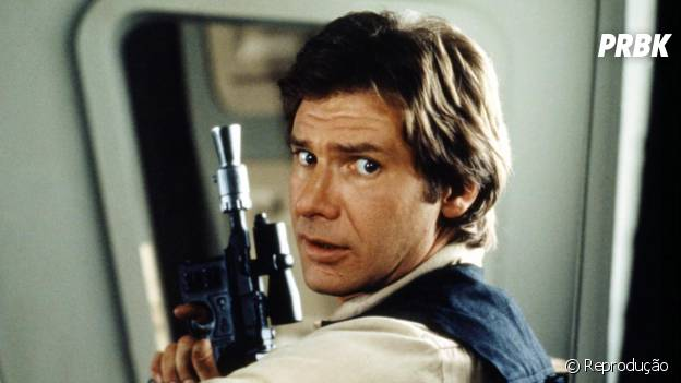 "Harrison Ford volta a interpretar Han Solo no novo filme da franquia ""Star Wars"""
