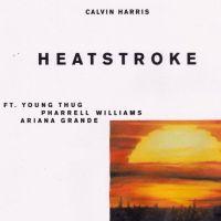 """Ariana Grande lança """"Heatstroke"""" em parceria com Calvin Harris e Pharrell Williams. Ouça!"""