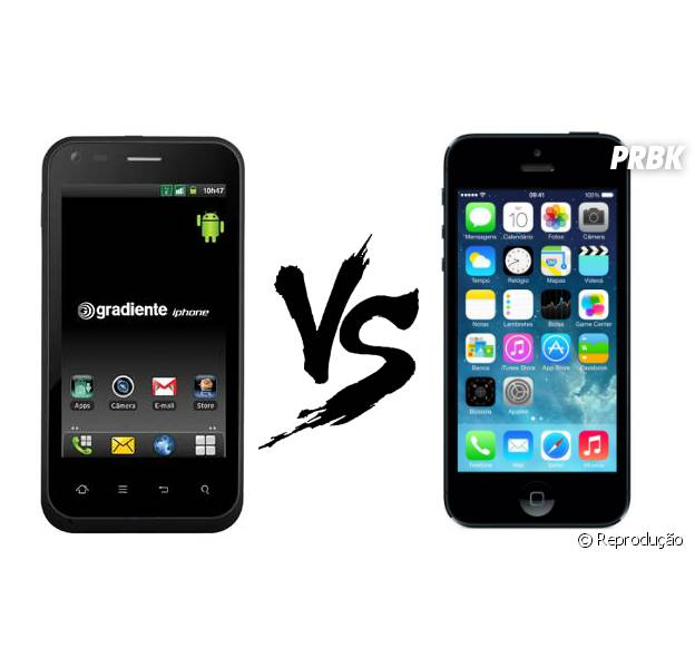 """Apple ganha da Gradiente o direito de usar a marca """"iPhone""""."""