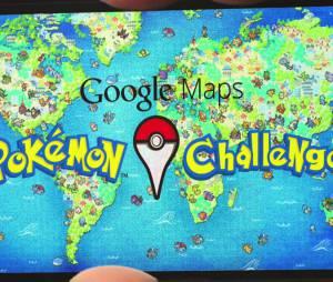 """Pegadinha de primeiro de abril da Google coloca Pokémon no """"Google Maps"""""""