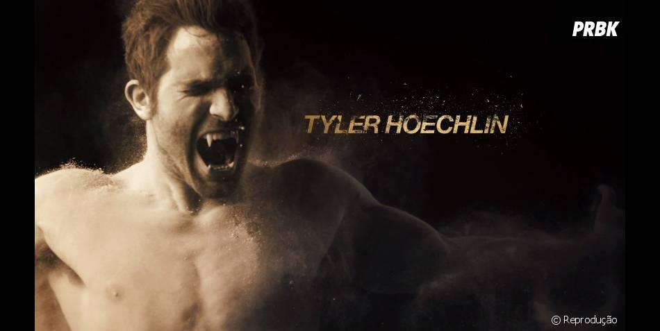 "Derek (Tyler Hoechlin) volta revoltado em ""Teen Wolf"""