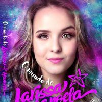 Larissa Manoela mostra capa do seu 2º livro, sobre sua adolescência! Confira