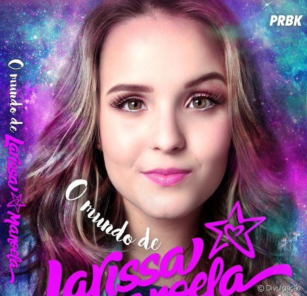 Larissa Manoela divulga a capa do seu novo livro!