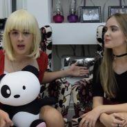 João Guilherme Ávila posta novo vídeo com Giovanna Chaves dublando cenas de novela! Confira