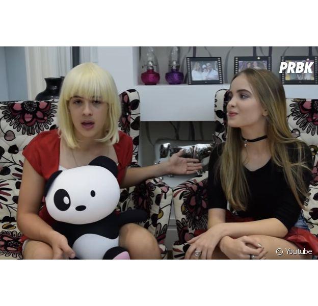 João Guilherme posta vídeo novo com participação de Giovanna Chaves