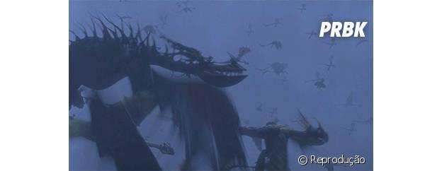 """Em """"Como Treinar o Seu Dragão 2"""", novas espécies serão apresentadas"""