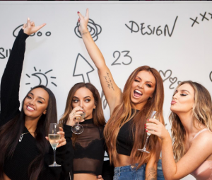 Little Mix poderá lançar parceria com o rapper Stormzy