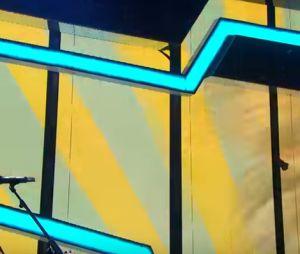 Stormzy e Ed Sheeran performam em premiação