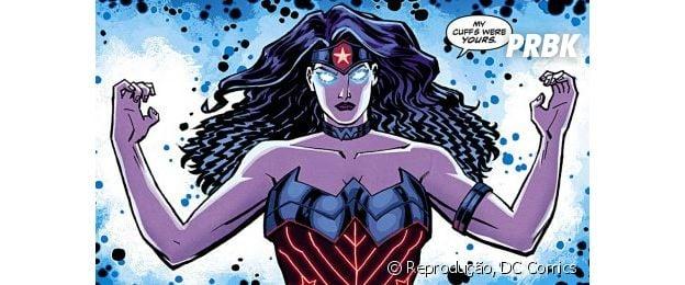 """Diana Prince sem os braceletes e com poder infinito seria um motivo momento para aparecer em """"Mulher Maravilha"""""""