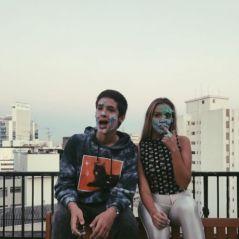 """João Guilherme e Gabi Lopes gravam juntos para o Youtube e deixam fãs ansiosos: """"Lindos"""""""