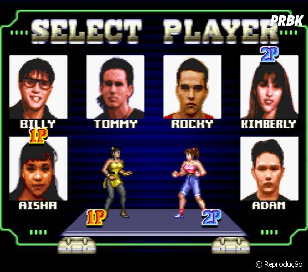 """Bomberman"" ""Crash"" ""Power ranger"" ""alex kidd"" ""chrono trigger"""