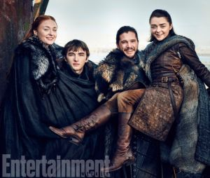 """De """"Game of Thrones"""": como não amar a família Stark?"""