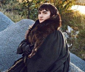 """De """"Game of Thrones"""": o que falar deBran (Isaac Hempstead-Wright)?"""