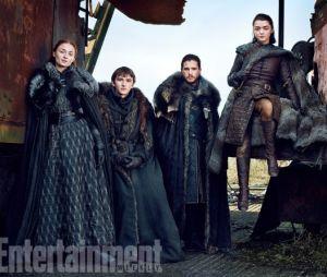 """De """"Game of Thrones"""": os Starks estão prontos para detonar tudo na 7ª temporada"""
