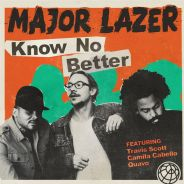 "Camila Cabello lança música nova com Major Lazer. Ouça ""Know No Better"""
