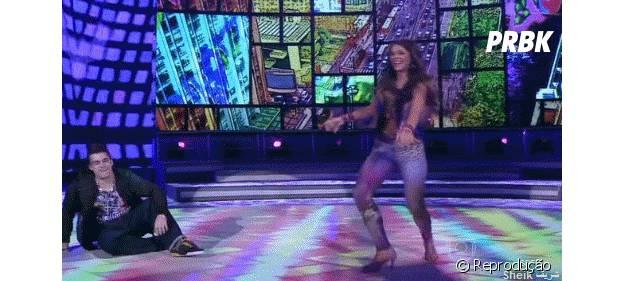 """Bruna Marquezine dançando funk na """"Dança dos Famosos"""""""