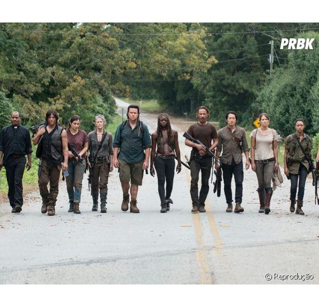 """Em """"The Walking Dead"""", ator diz que 8ª temporada será a melhor"""