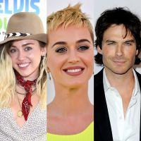 Miley Cyrus, Katy Perry, Ian Somerhalder e mais: 10 artistas internacionais que amam o Brasil!