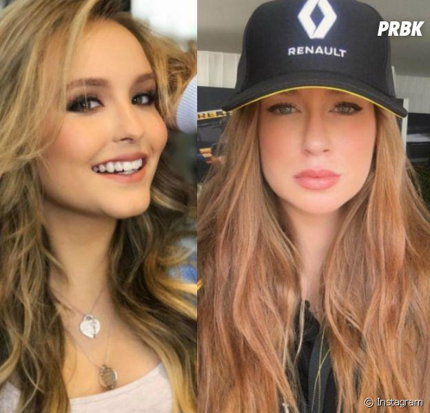 Larissa Manoela e Marina Ruy Barbosa são sem dúvidas as rainhas da cabeleira bonita!