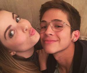 João Guilherme e Giovanna Chaves são super amigos e estão sempre postando fotos juntinhos! <3