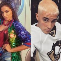 Anitta e Justin Bieber em nova parceria? Dupla lançará música nova, segundo site!