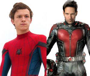 """Tom Holland, de """"Homem-Aranha: De Volta Ao Lar"""", quer participação de Homem Formiga (Paul Rudd) no próximo filme da saga"""