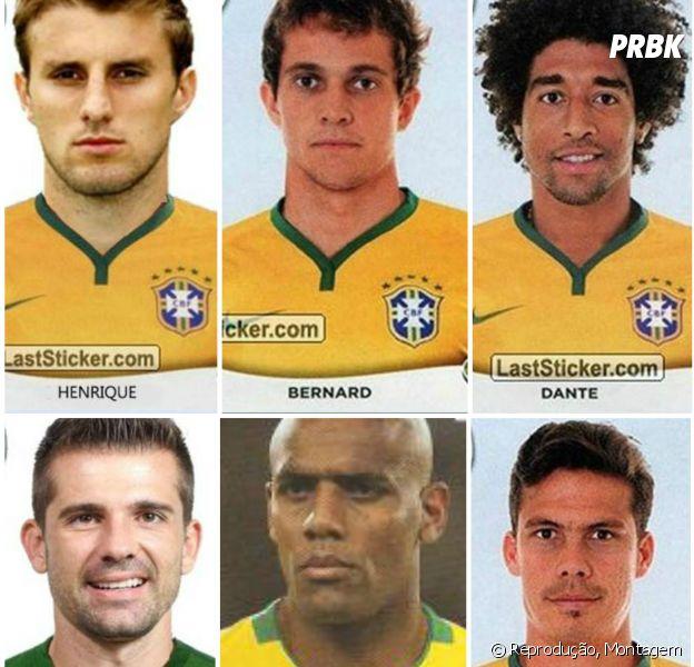 Conheça os 8 jogadores que ainda não se destacaram na Copa